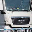 Во Франции польский дальнобойщик насмерть сбил парня в жёлтом жилете, который блокировал дорогу