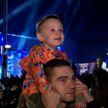 Салют на День города в Минске (ВИДЕО)
