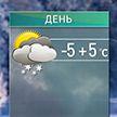 Прогноз погоды на 27 декабря