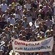 В Германии прошли акции противников карантинных мер