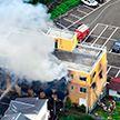 Поджог в японской аниме-студии мужчина устроил за кражу его идеи