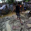 Минимум десять человек погибли из-за наводнения в Южной Америке
