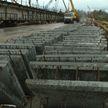 Завершается очередной этап возведения уникального моста в Гродно