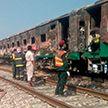 Лукашенко выразил соболезнования премьер-министру Пакистана в связи гибелью 74 человек в пожаре на железной дороге