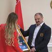 Виктор Лукашенко чествовал спортсменов в Национальном олимпийском комитете