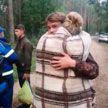 Спасатели нашли пропавших в лесу детей