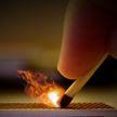 Мужчина закурил возле растворителя и получил ожоги