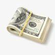 Уборщица нашла в мусорке 5,4 тысячи долларов США