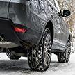 С 1 декабря ГАИ штрафует за отсутствие зимней резины на авто