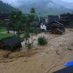 Четыре туриста погибли в результате наводнения в Китае