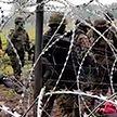 Польские силовики избили беженцев, которые попытались прорваться через заграждение