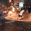 ДТП со смертельным исходом в Полоцке: пешеход попытался перебежать проезжую часть в неположенном месте
