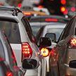 Десятибалльные пробки наблюдаются в Минске