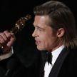 Брэд Питт получил свой первый актерский «Оскар»