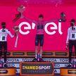 Британский велогонщик Тео Гейган Харт выиграл многодневку «Джиро д'Италия»