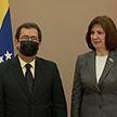 Адон Чавес и белорусские депутаты обсудили совместное противодействие санкциям