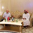 Лукашенко провел встречу с советником по национальной безопасности ОАЭ