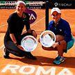 Виктория Азаренко в паре с Эшли Барти выиграла теннисный турнир в Риме