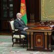 Александр Лукашенко встретился с главой Администрации Президента Натальей Кочановой