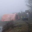 Вертолет разбился в Польше – два человека погибли