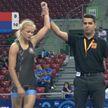 Сборная Беларуси завоевала третью награду на чемпионате мира по борьбе среди юниоров