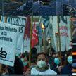 Медики Аргентины и Германии вышли на протесты из-за неудовлетворительных условий труда в COVID