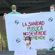 Протесты в мире: в США на улицы вышли верующие, а в Испании – врачи