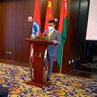 Ассоциация китайских компаний безвозмездно передала минскому городскому центру трансфузиологии донорские кресла