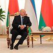 Александр Лукашенко провёл переговоры с Шавкатом Мирзиёевым