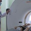 В Гродненской больнице скорой помощи подключили новый аппарат компьютерной томографии