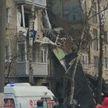В подмосковном Орехово-Зуеве взорвался газ в жилом доме – обрушился подъезд