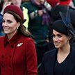 Кейт Миддлтон и Меган Маркл «помирились» по приказу королевы – The Sun