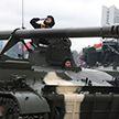 Движение транспорта будет ограничено в Минске из-за подготовки к параду