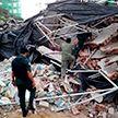 Жертв уже больше.  18 человек погибли в Камбодже в результате обвала строящегося здания