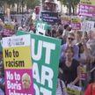 Новый премьер-министр Великобритании вступает в должность на фоне протестов