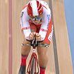 Белорусские спортсмены выиграли еще одно золото на Кубке наций по велоспорту на треке