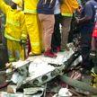 Пассажирский самолёт упал на жилые дома в Конго: погибли более 20 человек