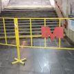 Один из выходов метро «Площадь Победы» закроют с 5 по 14 февраля