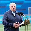 «Если этого не понимаете, вы не футболисты». Лукашенко рассказал, к чему нужно стремиться, чтобы хорошо играть