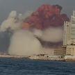 Мощный взрыв в Бейруте: есть погибшие и сотни раненых (ВИДЕО)