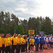 В Стайках прошел финальный день спартакиады для работников СМИ. Команда ОНТ – в пятерке лучших
