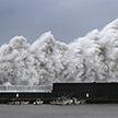 Тайфун «Джеби» продолжает бушевать в Японии, сотни пострадавших