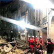 В Бордо обрушились два здания, три человека пострадали
