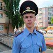 Милиционер спас мужчину, который хотел спрыгнуть с моста в Витебске