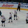 КХЛ: хоккеисты минского «Динамо» продолжают домашнюю серию матчей
