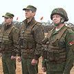 Завершилось белорусско-российское военное учение «Запад-2021»