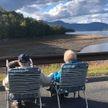 95-летние влюбленные увиделись после прививки от COVID-19 и вскоре сыграли свадьбу