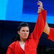 Беларусь завоевала четвёртое золото! Самбистка Анжела Жилинская – чемпионка II Европейских Игр