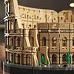 Lego выпустит самый большой набор – это модель Колизея