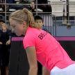 Стал известен состав сборной Беларуси по теннису на полуфинал Кубка федерации в австралийском Брисбене
